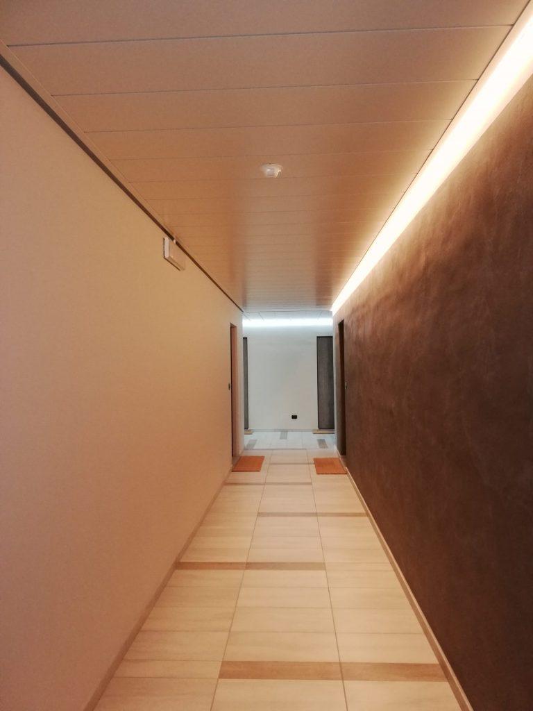Corridoio Loft/Monolocali