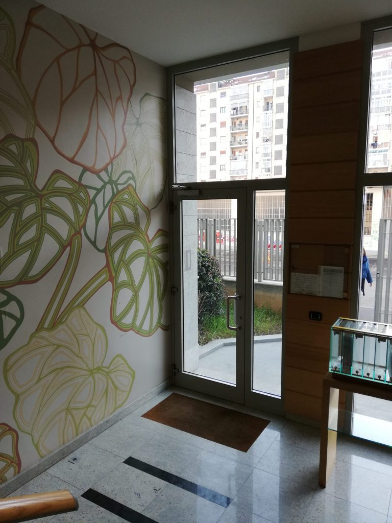 Ingresso Appartamenti