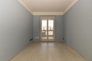 Camera singola appartamento campione