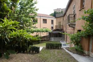 Vista 2 giardino privato 'casa giardino'