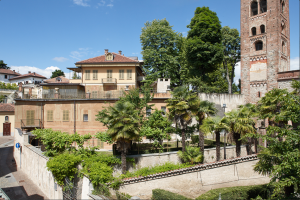 Vista d'insieme fronte verso Torino