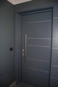 Portoncino Ingresso Appartamenti
