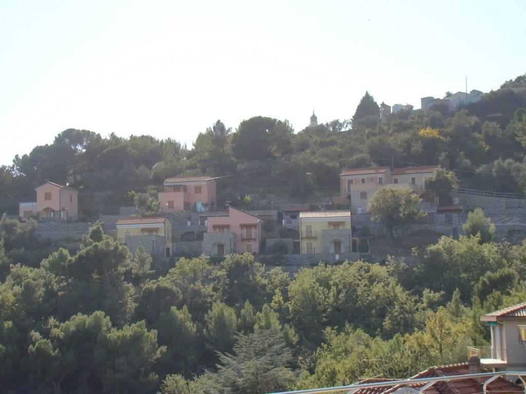 Vista della collina